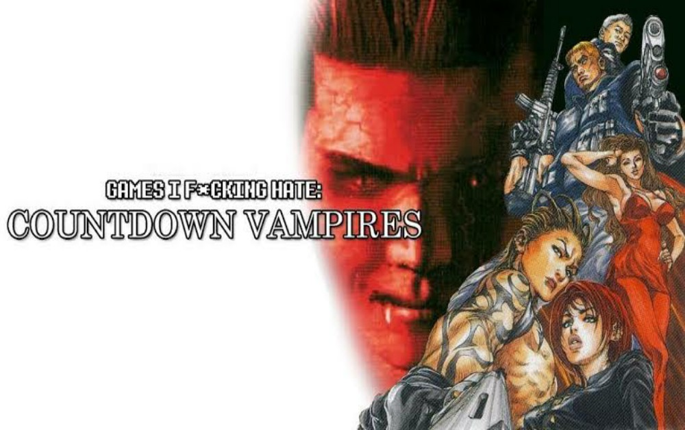 Análise | PlayStation One: Countdown Vampires