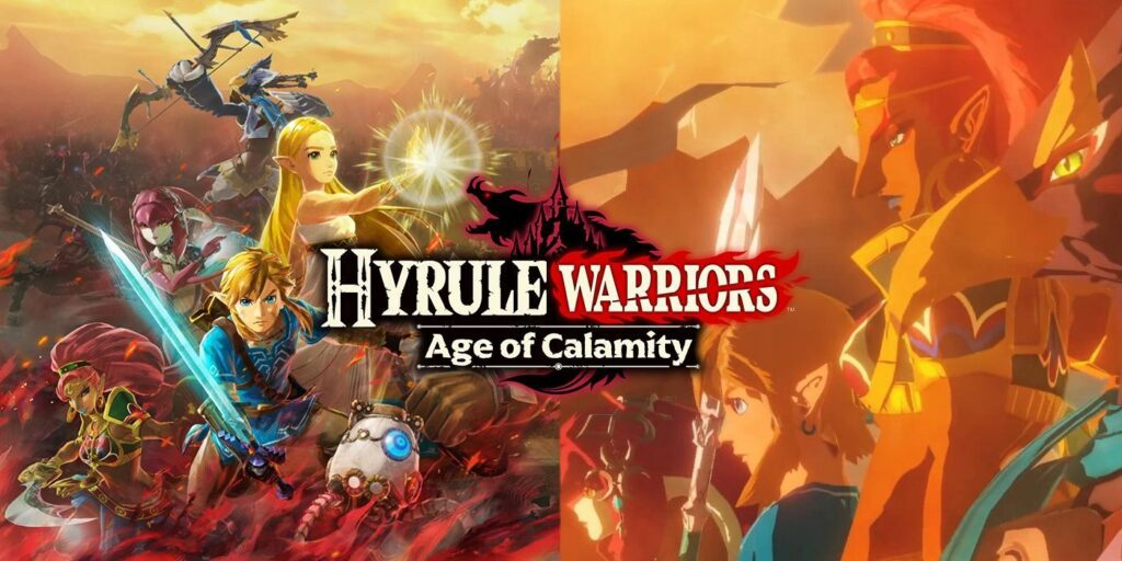 Análise | Hyrule Warriors: Age of Calamity (Switch)